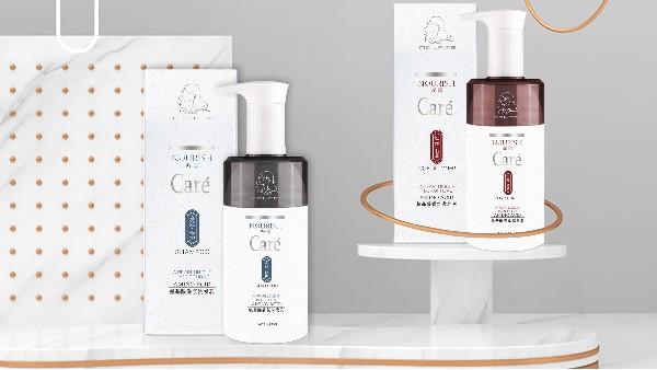 【广州采乐】奴蕾品牌与广州采乐合作加工氨基酸洗护系列