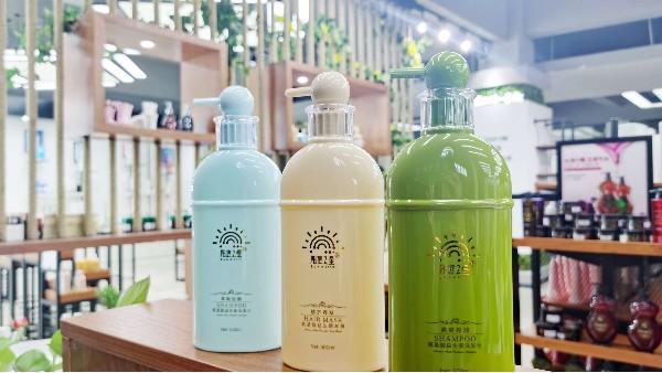 【广州采乐】阳宸之星品牌与广州采乐合作加工益生菌洗护!