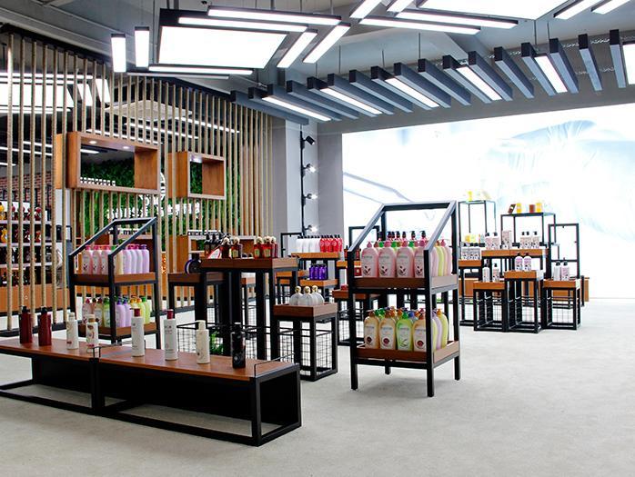 采乐-OEM办公展厅