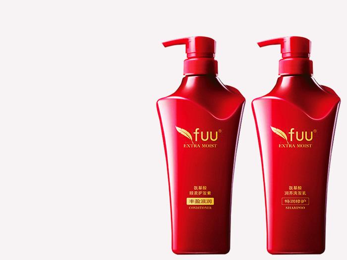 fuu氨基酸润养洗发乳(特润修护)