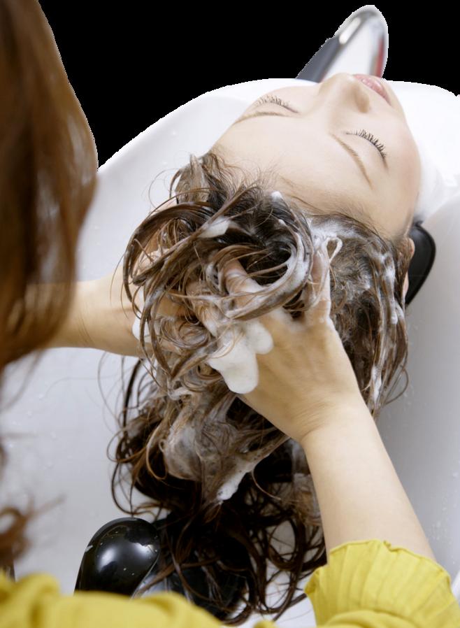 洗发水加工