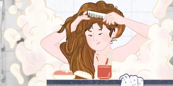 去屑洗发水