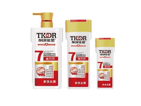 酮康能量7重功效专利去屑洗发水